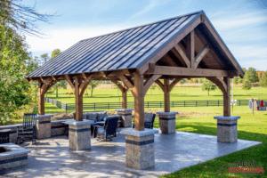 Wood Canopy 2