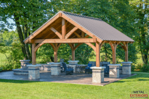 Wood Canopy 3