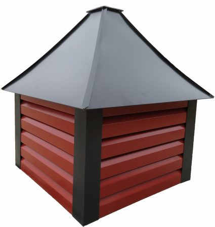 Cupola-red-white